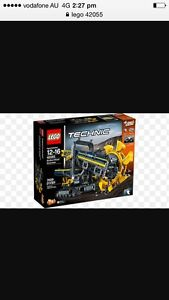 Brand new Lego 42055 bucket wheel excavator Harrison Gungahlin Area Preview