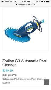 Zodiac G3 Automatic Pool Cleaner