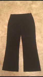 Women's Black Dress Pants from Tattoo. Size 9. Like new