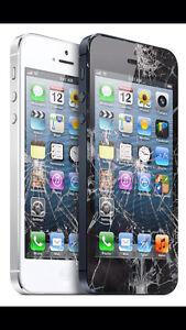 iPhone 5, 5S and 5C broken screen replacement Bankstown Bankstown Area Preview
