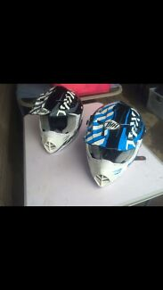 Kids motorbike helmets  Legana West Tamar Preview