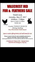 WANTED: Poultry & Small animals (TISDALE)