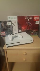 Xbox One S.....newest console