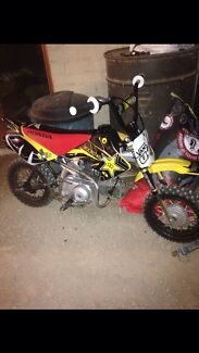 Honda crf50 88cc big bore  Clarence Town Dungog Area Preview