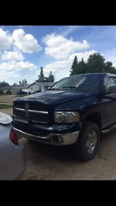 2002 Dodge Ram 1500 4x4. Need to sell for a car