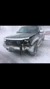 2001 GMC Sierra SLE Extended cab z71 4x4 Stratford Kitchener Area image 2