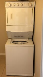 Stackable Washer Dryer $200