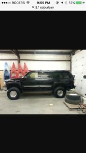 Looking for a 8.1 litre suburban or pick up
