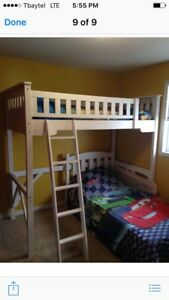 Night & Day Twin Loft Bed