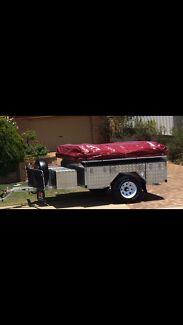 Trailer tent MDC (off road, aluminium body) Thornlie Gosnells Area Preview