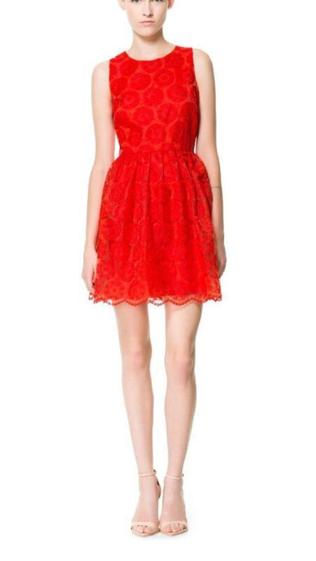 Zara Tulip Dress - eBay