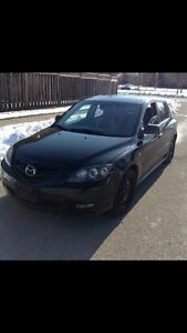 Mazda3. 2007. Safety. Etest. No Rust. Loaded.