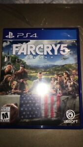 Farcry 5 and NBA 2k18
