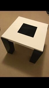Harvey Norman side table Beaumont Hills The Hills District Preview