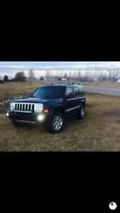 2008 Jeep commander.