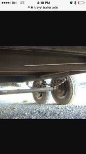 Wanted :3500 pound trailer axle