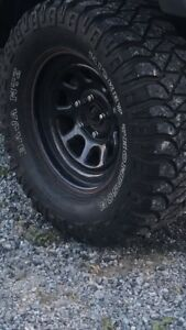 "LOOKING FOR 35s 17"" or 15s"