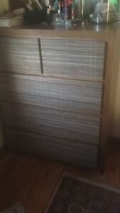 King size ash wood solid timber bedroom suite Warilla Shellharbour Area Preview