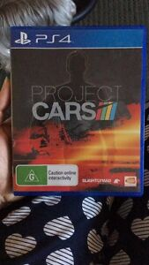 Project Cars PS4 Indooroopilly Brisbane South West Preview
