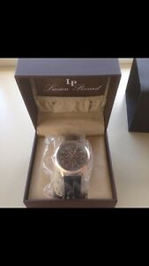 New Lucien Piccard Men's Watch