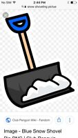 Snow shoveling extra money needed just call me at 1506 204 1220