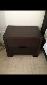 Side table x 2 Monterey Rockdale Area Preview