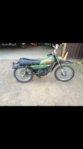 1982 Yamaha mx 100cc