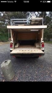 Box trailer. NEED IT GONE! Meadows Mount Barker Area Preview