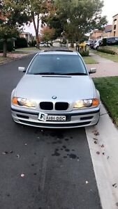 BMW 318i E46 Liverpool Area Preview