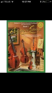 Artistry in Strings, cello book 1