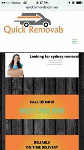 Quick Removals Sydney City Inner Sydney Preview