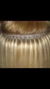 Nanobeads hair extensions $450 full head microbeads $300 full head Huntingdale Gosnells Area Preview