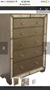 Dresser and night tables