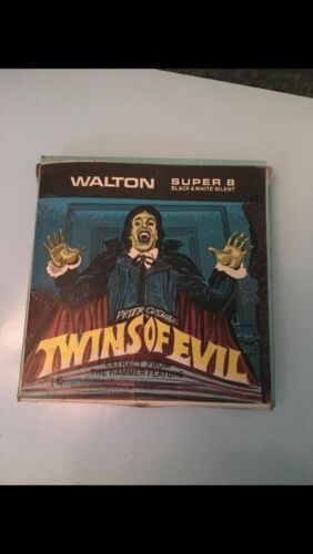 Twins Of Evil Super 8mm Film