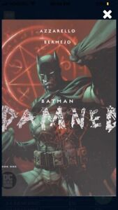LOOKING for BATMAN Damned 1B variant and 1C