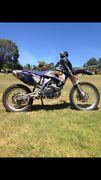 Yamaha Wr450 2011 Myocum Byron Area Preview