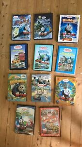 Thomas Train DVDS
