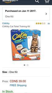Citti kitty toilet trainer