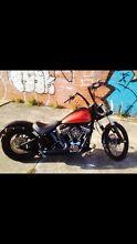 2011 softail blackline Harley Davidson Warrnambool Warrnambool City Preview