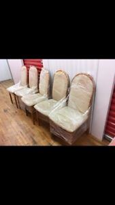5 chair set