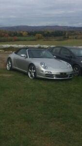 Porsche à vendre ou à échanger