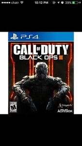 Black oops 3 for PS4