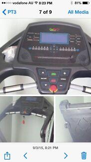 Gofit Platinum treadmill - motorised Wanniassa Tuggeranong Preview