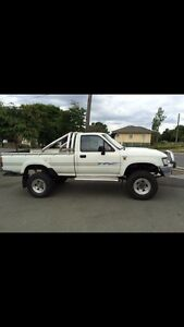 Toyota Hilux and surf wanted Kangaroo Point Brisbane South East Preview