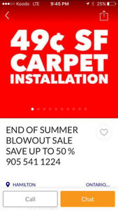 Do NOT do business with these people (carpet company)