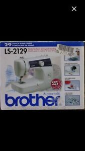 Brother LS2129 Sewing Machine. Great sewing machine