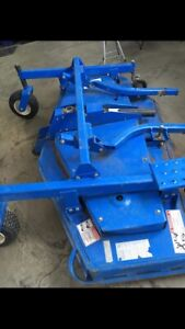 Tondeuse frontale hydraulique New Holland