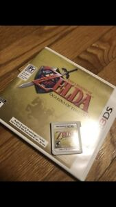 Ocarina of time for 3ds