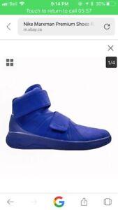 Marxman Nike Basketball shoes