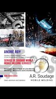 A.R. Soudage Mobile Welding